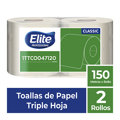 TO ELITE ROLLO TH NATURAL x 2 150 mts