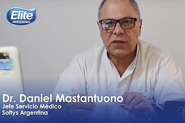 Elite Professional te cuida: Aprendiendo con el Dr. Mastantuono