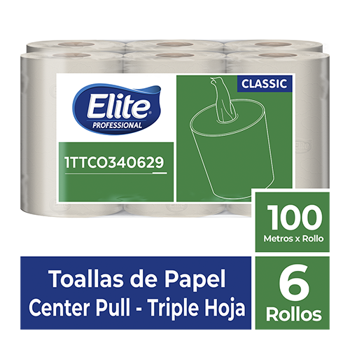 TO ELITE CENTER FLOW TH NATURAL x 6 100 mts