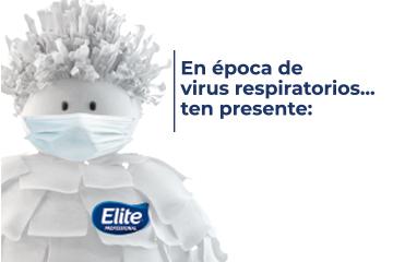 En época de virus respiratorios... ten presente: