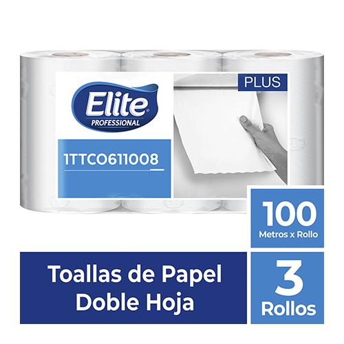 TO ELITE ROLLO DH BLANCA x 3 - 100 mts