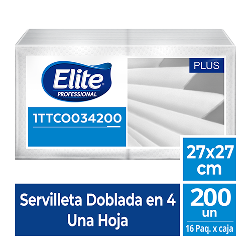 SE ELITE BLANCA 27 x 27 HS x 200