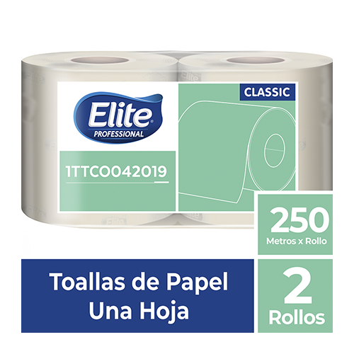 TO ELITE ROLLO UH NATURAL x 2 250 mts