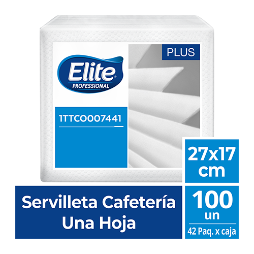 SE ELITE BLANCA CAFETERIA x100
