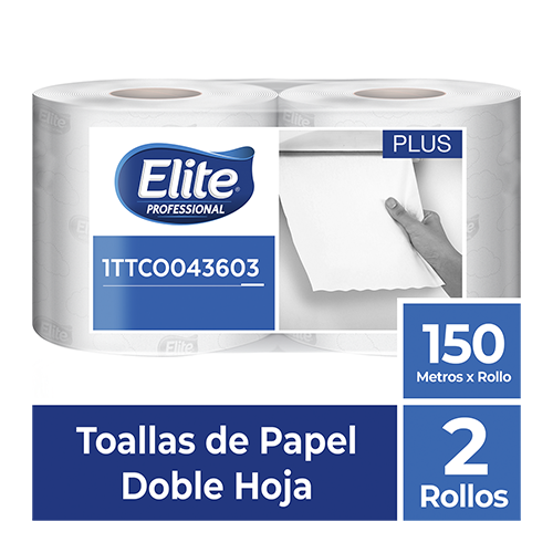 TO ELITE ROLLO DH BLANCA x 2 150 mts