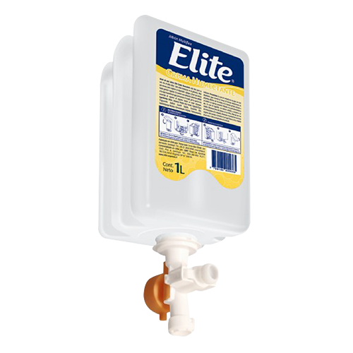 JABON ELITE CREMA HUMECTANTE MULTIFLEX x 1000 ML